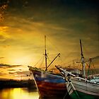 The Boat by yunus wibisono