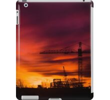 City in the night iPad Case/Skin