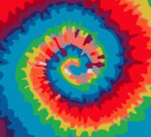 RHCP - Tie Dye Sticker
