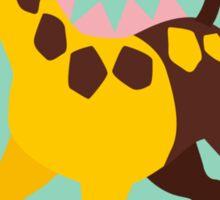 Girafarig - 2nd Gen Sticker
