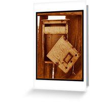 Mail Box :) Greeting Card