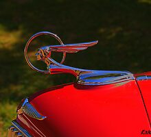 1934 Pontiac Hood Ornament by kenmo
