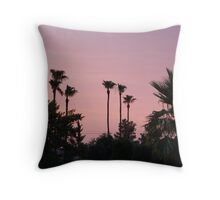 4th Of July Sunset #1 Throw Pillow