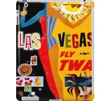 Las Vegas Lady iPad Case/Skin
