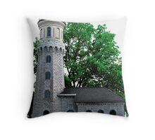 Old Fort Niagara Light Throw Pillow