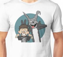 Donnie And Frank Blue Unisex T-Shirt