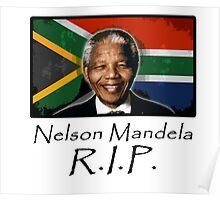 Mandela R.I.P. Poster
