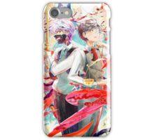Kaneki and Kaneki iPhone Case/Skin