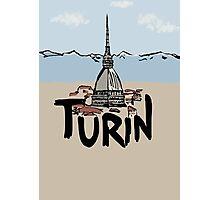 Turin Photographic Print