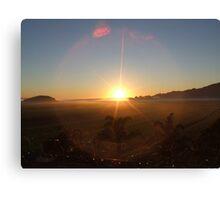 Dawn at Dinsey's Canvas Print