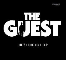 The Guest He's Here To Help by SmashBam by SmashBam