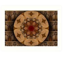 Shympe Mandala Art Print