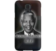 Nelson Mandela R.I.P. Samsung Galaxy Case/Skin