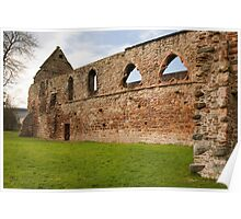 Beauly Priory Poster
