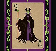 Voodoo Villains- Sorceress of the Curse by weisbatman