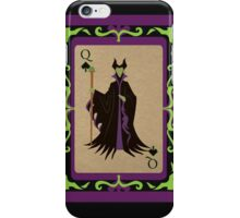Sorceress of the Curse iPhone Case/Skin
