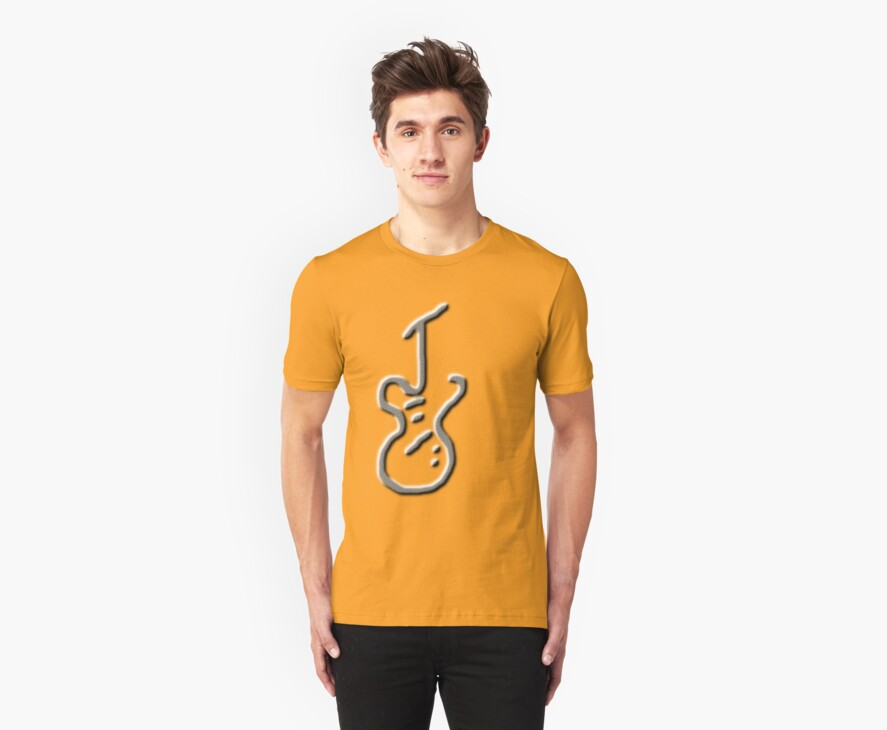 Guitar by Sam Mortimer