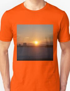Warm Winter Sunrise T-Shirt