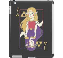 Princesses between worlds iPad Case/Skin