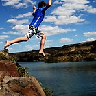 Riley Cliff Jumps by elysekufeldt