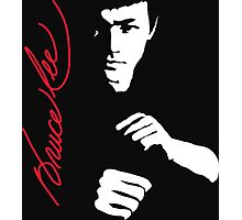 Bruce Lee Photographic Print