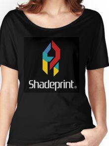 Play Shadeprint Logo Women's Relaxed Fit T-Shirt
