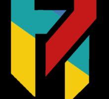 Play Shadeprint Logo Sticker