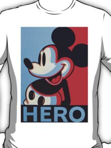 Mickey Mouse Hero T-Shirt