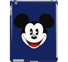Mickey Mouse Smile iPad Case/Skin
