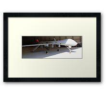 Predator UAV Framed Print