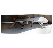 Predator UAV Poster