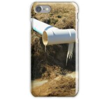 Frozen Pipes iPhone Case/Skin