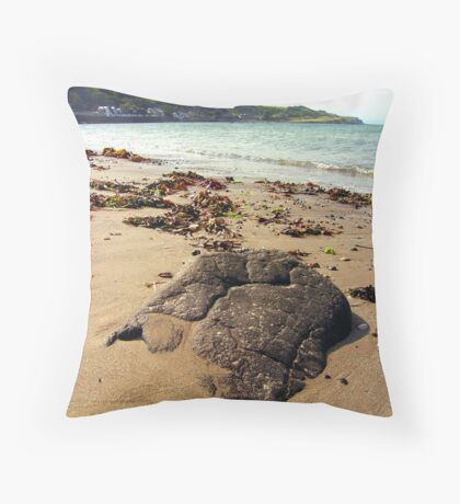 dulce ... Throw Pillow
