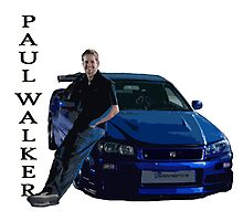 Paul w Photographic Print