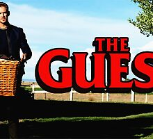 The Guest Helping With Laundry Dan Stevens by SmashBam