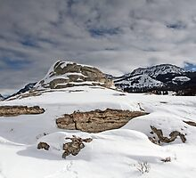 Soda Butte by LarryGambon