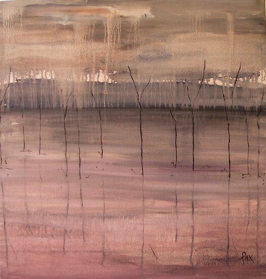 The Marshes by caroline ellis