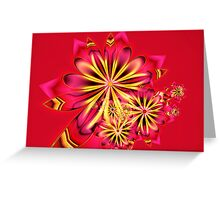 Fate of Love Greeting Card