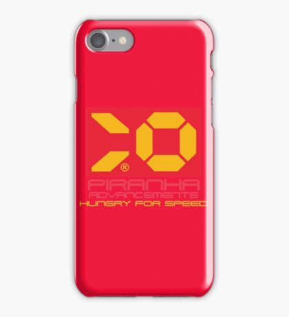 WipEout - Team Piranha iPhone Case/Skin