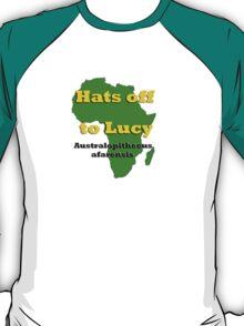 Hats off T-Shirt