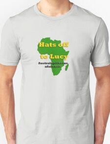 Hats off Unisex T-Shirt