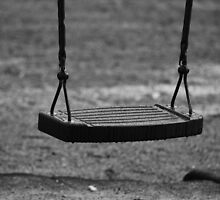A lonely swing by TheLonelyAngel