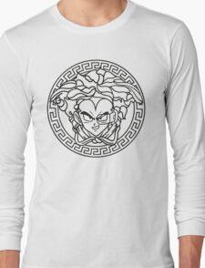 Versace Vegeta 9000 - black Long Sleeve T-Shirt