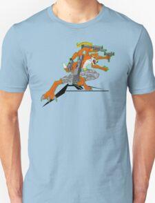 HW - Foxworth McUrban (Digital Fury) T-Shirt