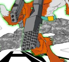 HW - Foxworth McUrban (Digital Fury) Sticker