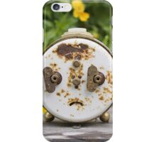Too Many Early Mornings iPhone Case/Skin