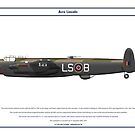 Lincoln GB 15 Sqn by Claveworks