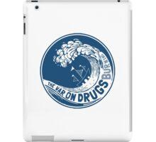 The War On Drugs iPad Case/Skin