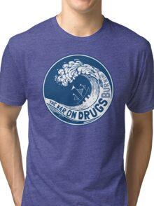 The War On Drugs Tri-blend T-Shirt