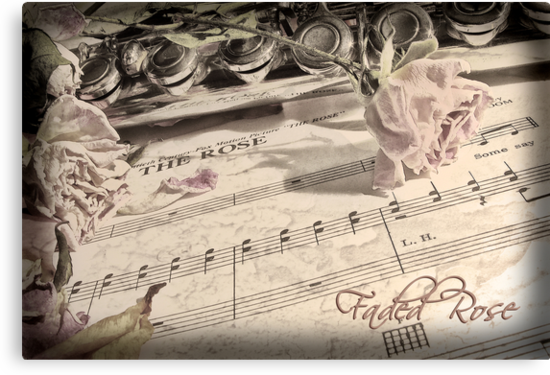 Faded Rose by Rosalie Dale